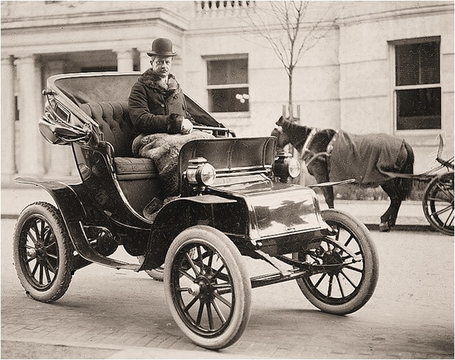 Vr storytelling blog 1 the horseless carriage syndrome for Car carriage
