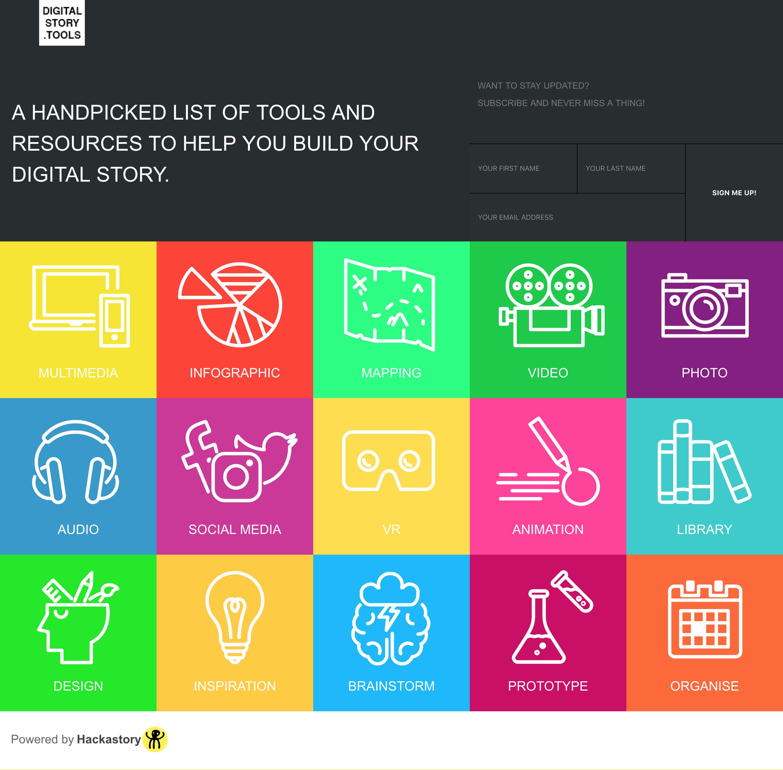 Digitalstory.tools