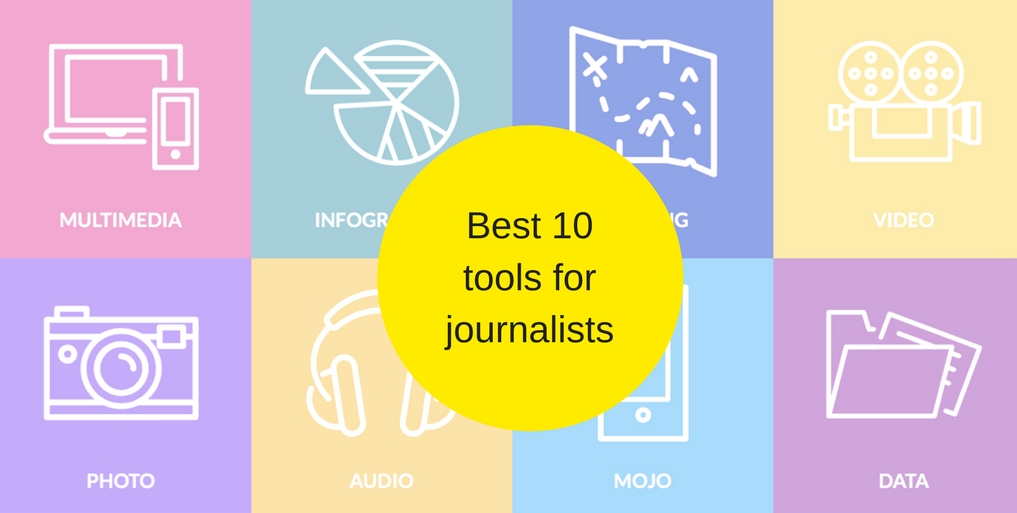 10 best free digital storytelling tools for journalists in 2018